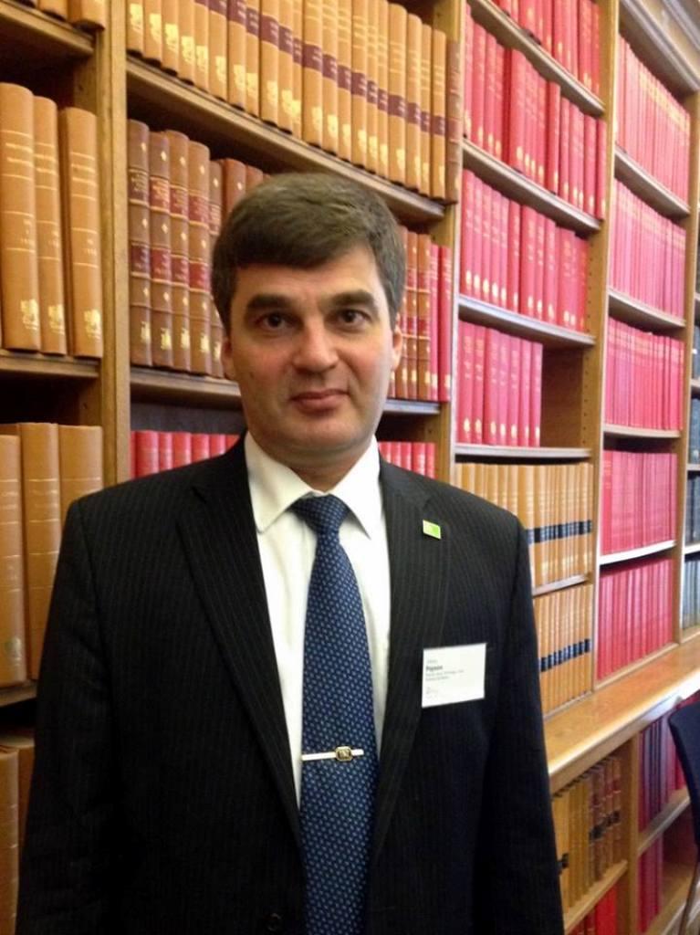 Дмитрий Пайсон, Директор по развитию кластера космический технологий и телекоммуникаций Фонда «Сколково»
